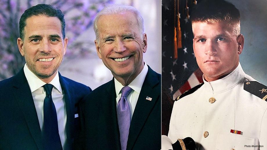 Hunter's ex-partner recounts meeting Joe Biden, claims family 'paranoid' about hiding former VP's involvement