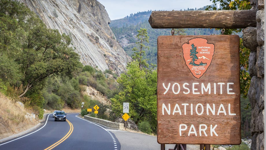 Chinese hiker goes missing in California's Yosemite, officials seeking information