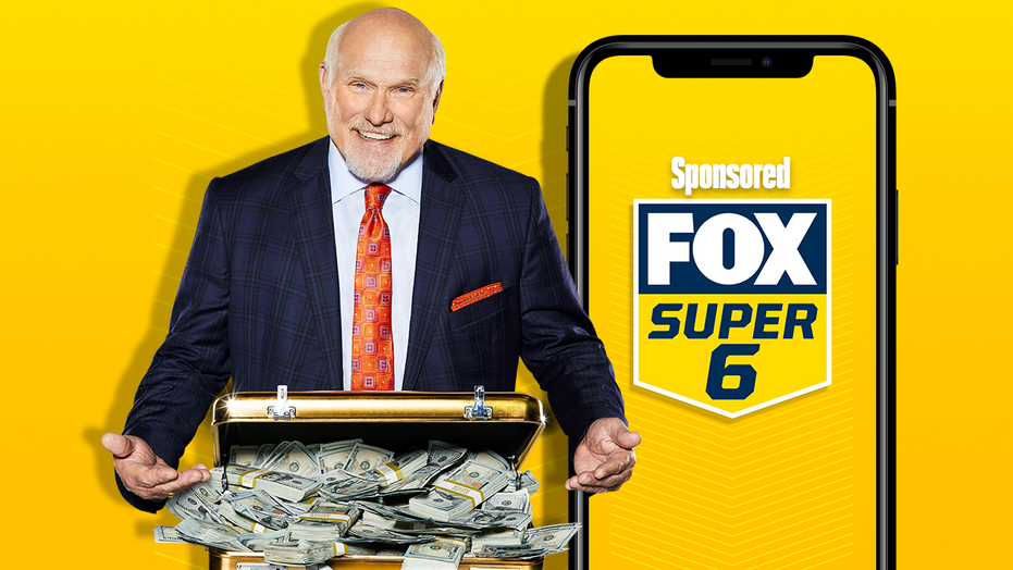 Pick six NFL game winners on Fox's free Super 6 contest to win $  1 백만