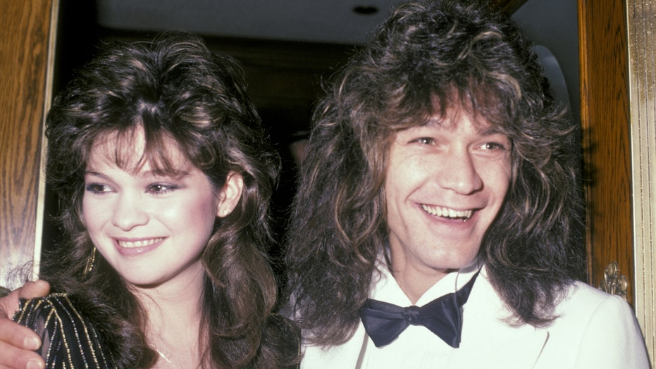 Valerie Bertinelli shared Eddie Van Halen text message to honor the later rocker on his 66th birthday