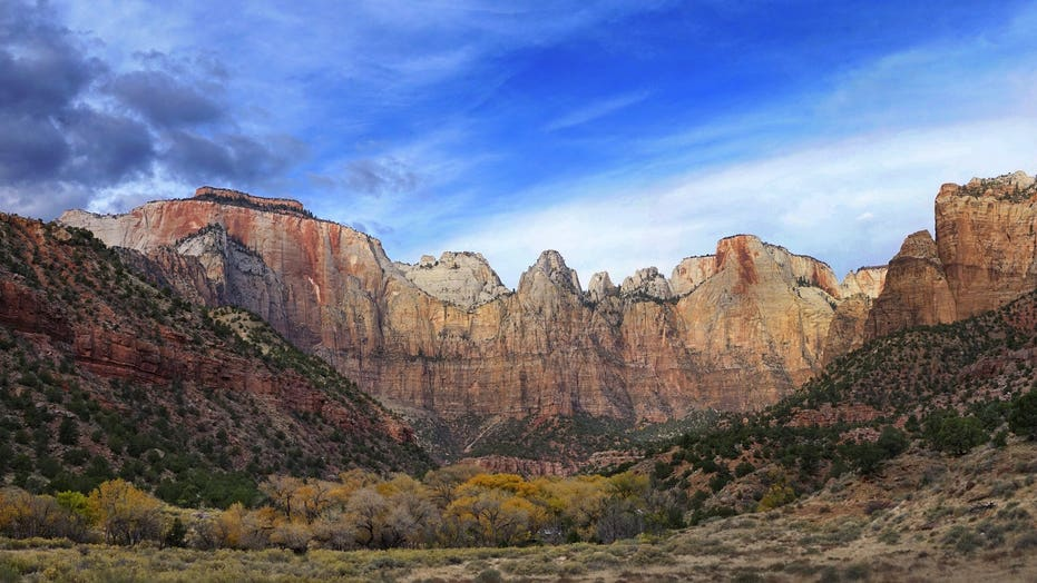 Hiker found in Zion National Park 2 weeks after going missing, park officials say
