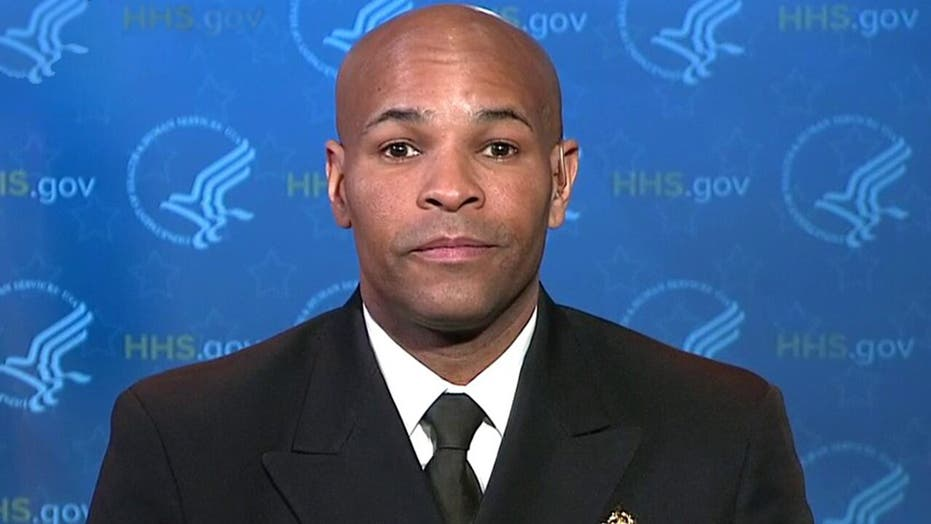 Surgeon General Adams cited for violating COVID-19 guidelines in Hawaii while helping with virus spike