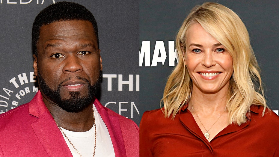 Chelsea Handler says 50 Cent is no longer her 'favorite ex-boyfriend' after star voices support for Trump