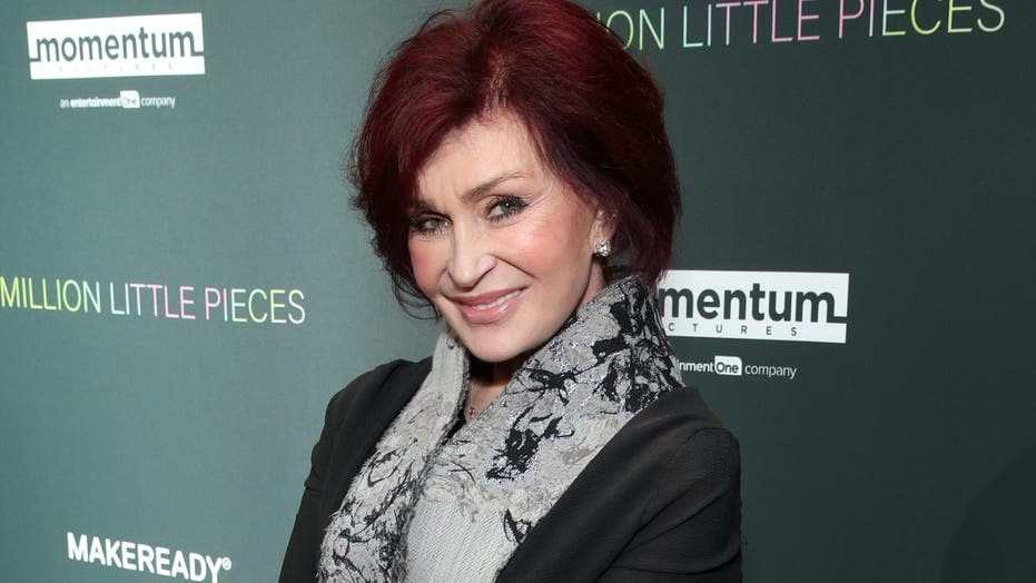 Sharon Osbourne reveals she's gained 10 pounds amid coronavirus pandemic