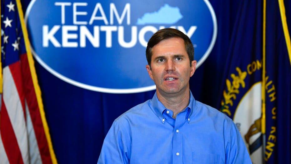 Kentucky Gov. Beshear criticizes stalled coronavirus-relief talks: 'Shame on them'