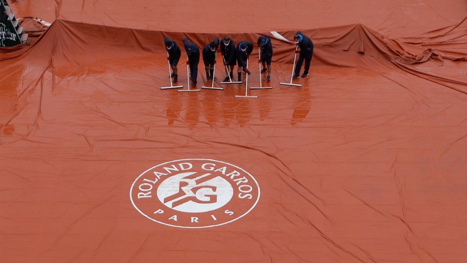 Investigation opened into match-fixing at French Open match