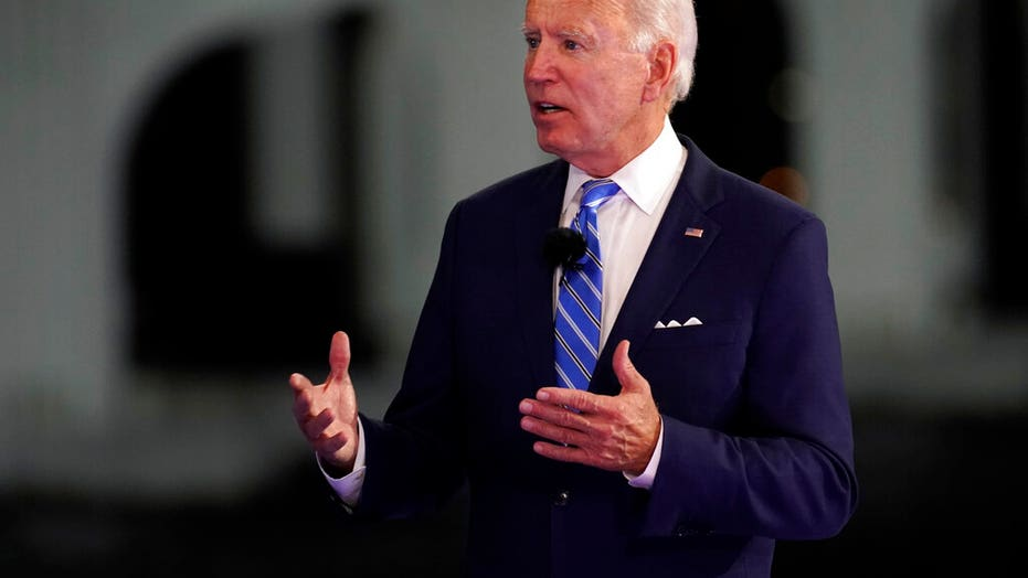 Biden campaign considers 'climate czar' position in White House: report