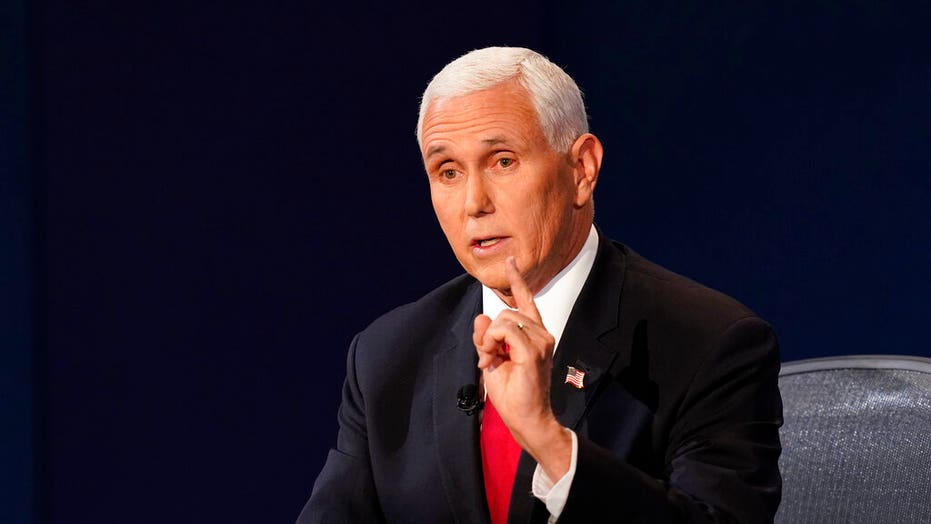 Pence recaps vice presidential debate: 'If you couldn't figure it out … they want to pack the Supreme Court'