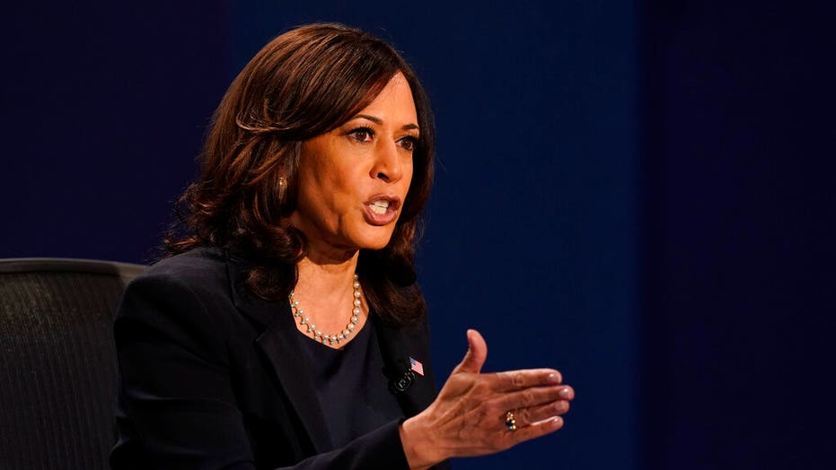 Harris quotes Biden as saying foreign policy is about 'relationships'