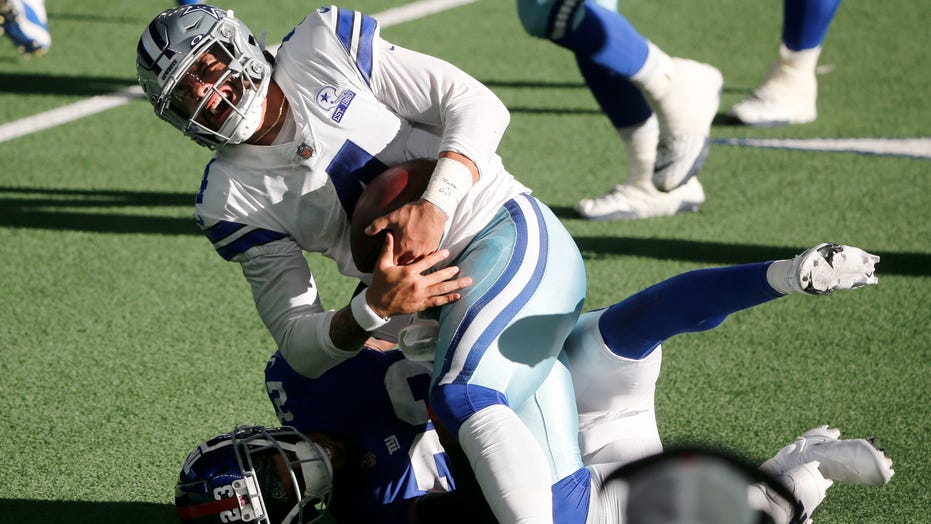 Giants' Logan Ryan feels 'sick' over timing of Dak Prescott injury: 'He's a hell of a player'