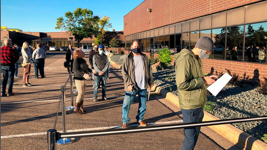 Minnesota AG investigating out-of-state firm recruiting armed veterans to monitor polling places