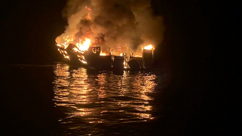 Federal transportation authorities to vote on probable cause in fatal California boat fire