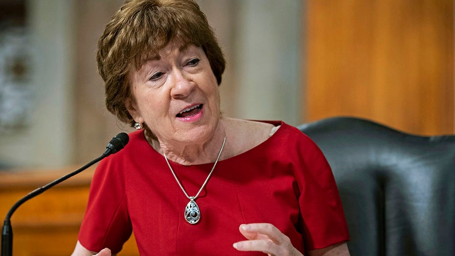 Susan Collins: 'Some parts of our country' there is systemic racism, not in Maine