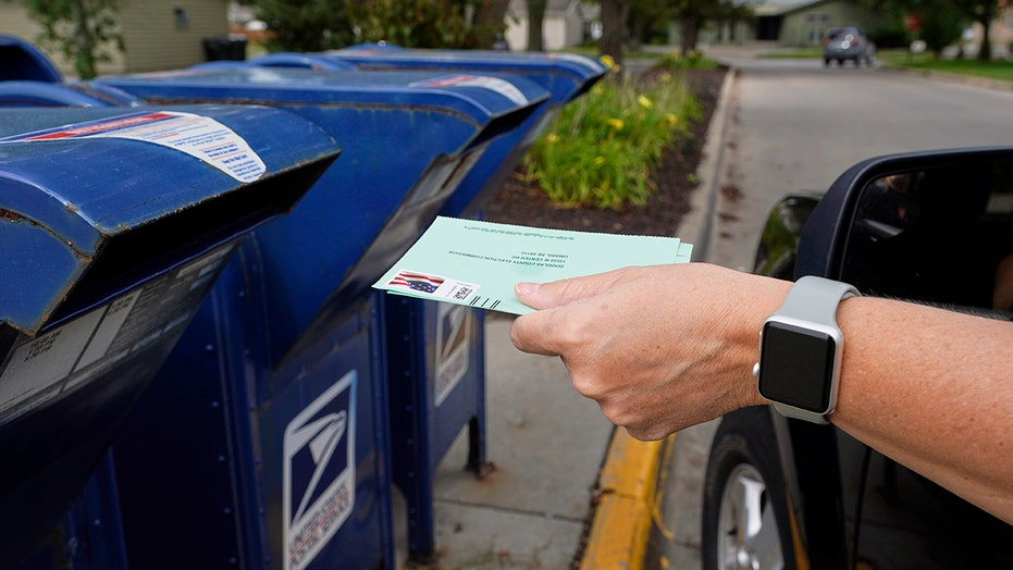 SCOTUS won't fast-track appeal over blocking extended deadline for PA mail-in ballots