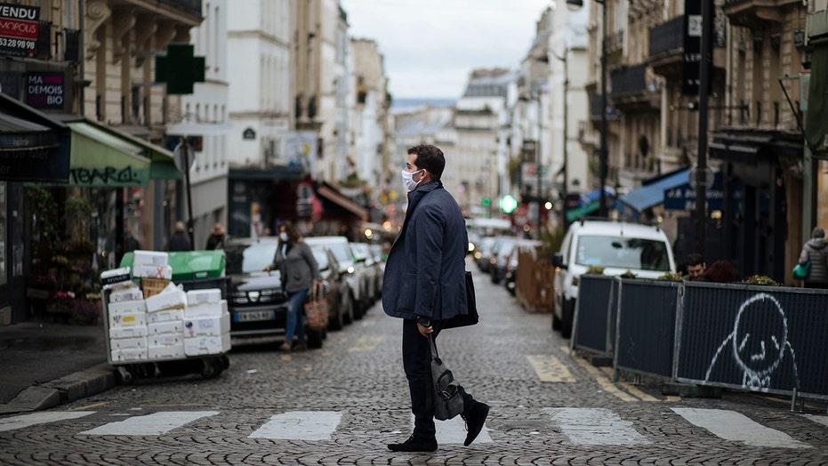 Infections disease expert warns France has 'lost control' of coronavirus pandemic