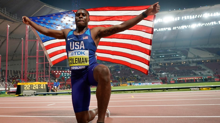 Christian Coleman banned, runs out of chances for Olympics