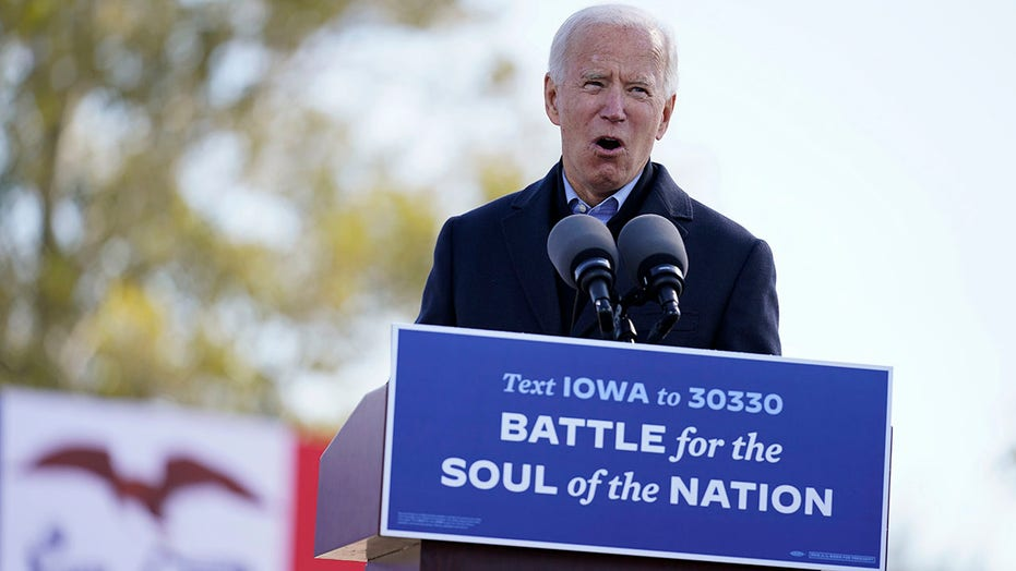 Biden says Catholic faith guides policies but gets hit on abortion, religious freedom