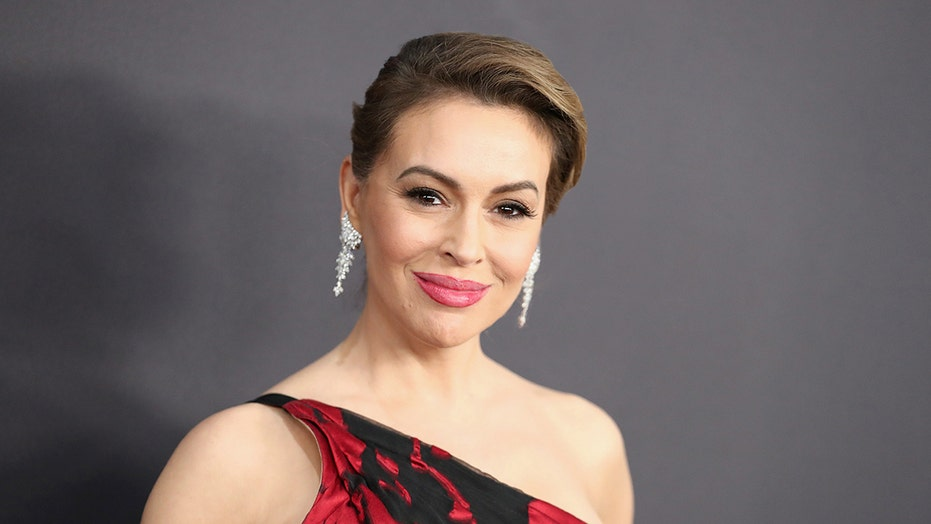 Alyssa Milano calls on Congress to pass 4 pieces of legislation following Ossoff, Warnock wins