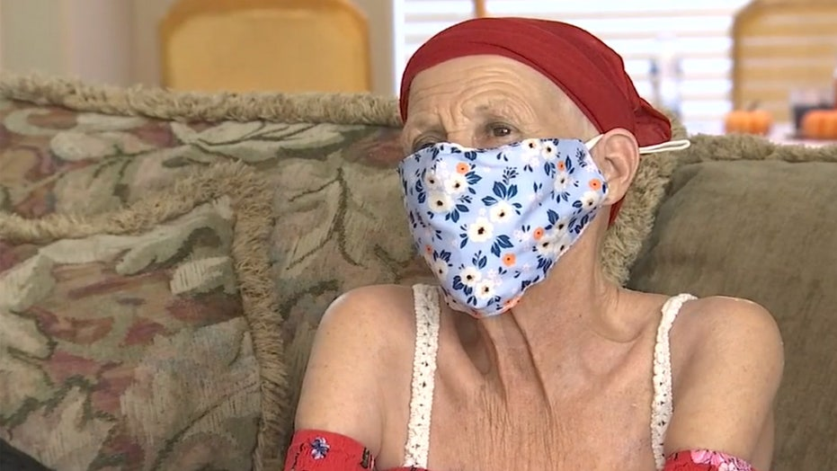 Arizona woman battling cancer receives act of kindness from stranger: 'Best thing that's happened'