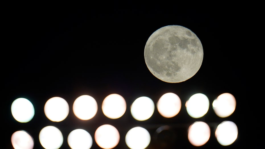 Rare Halloween blue moon thrills skywatchers