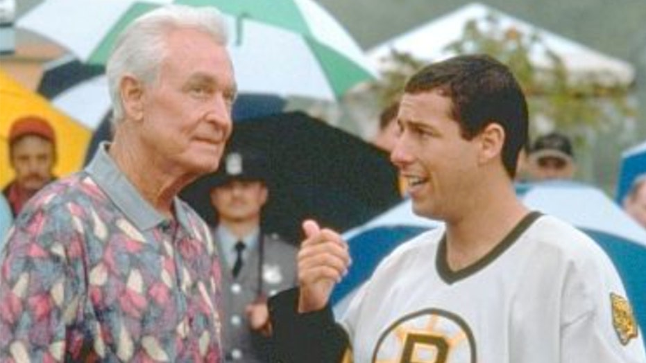 Adam Sandler reveals Bob Barker wasn't first choice for 'Happy Gilmore'