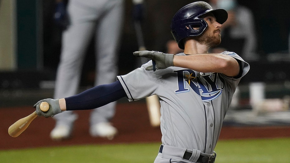 Brandon Lowe's home runs power Rays to Game 2 victory over Dodgers
