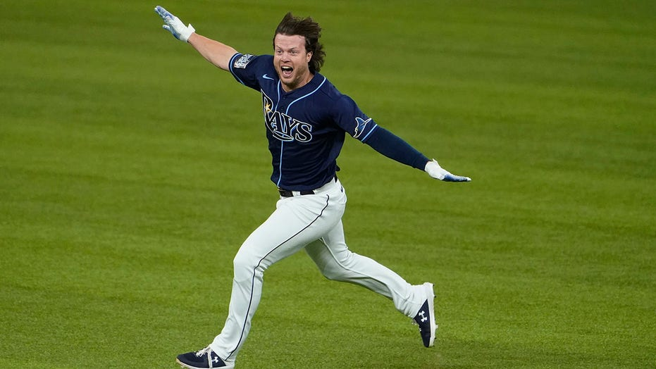 Brett Phillips etches his name into World Series folklore after wild Rays win: 'It's special'