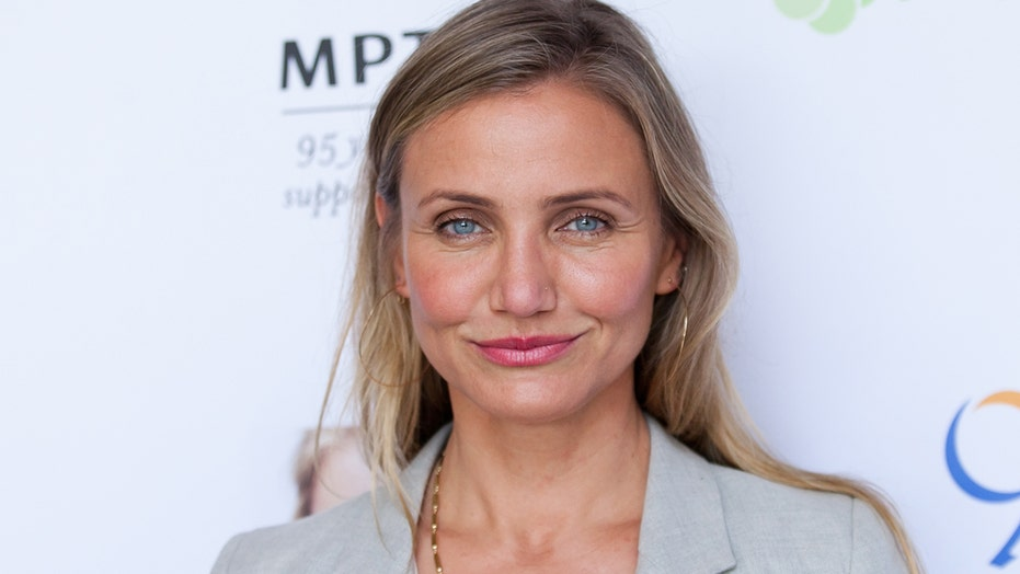 Cameron Diaz discusses acting departure, potential comeback: 'Never say never'