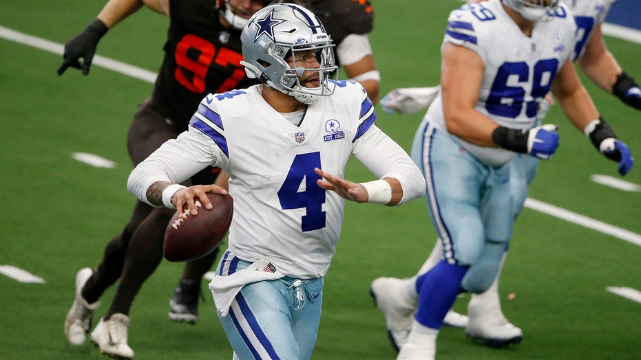 Cowboys To Sign Nfl Backup Quarterback Garrett Gilbert Dallas Executive Calls Dak Prescott Our Future Fox News