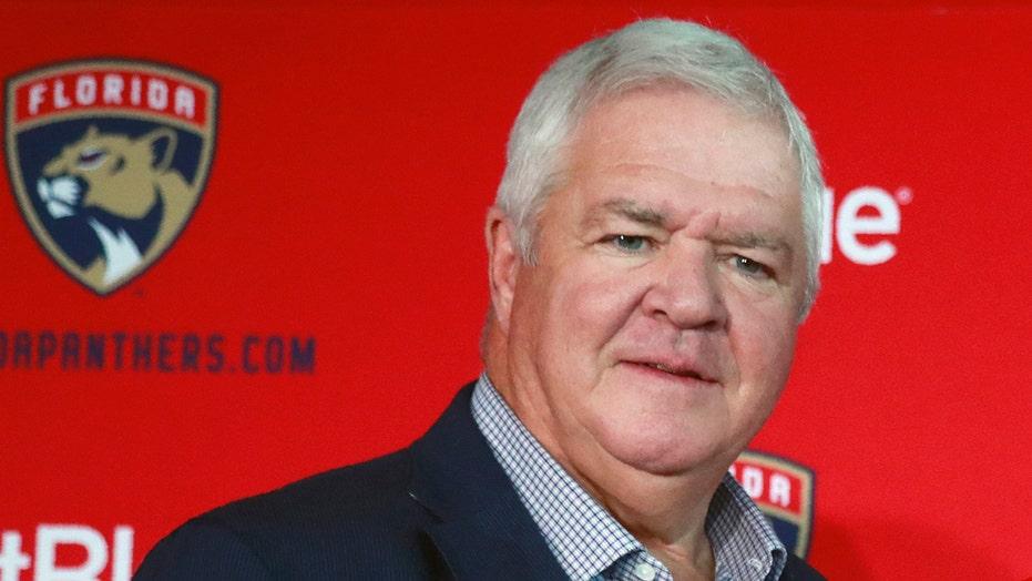 NHL maak eks-Panthers GM van ondersoek na onregmatigheid uit