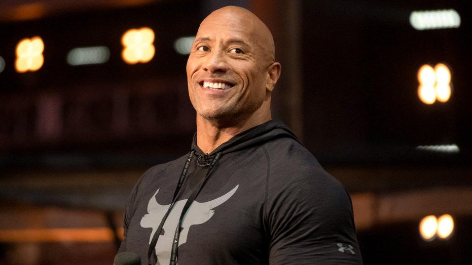 Dwayne 'The Rock' Johnson shares message of political unity after endorsing Joe Biden