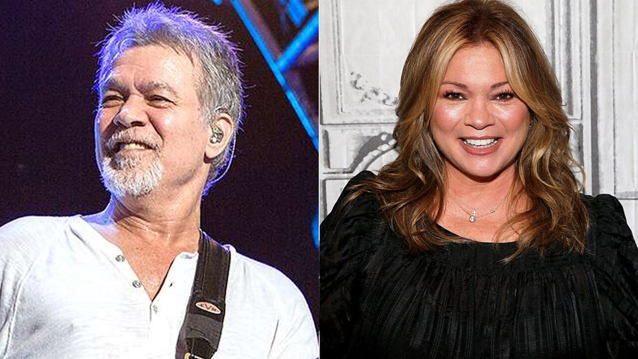 Eddie Van Halen's ex-wife Valerie Bertinelli pays tribute to late star: 'See you in our next life my love'