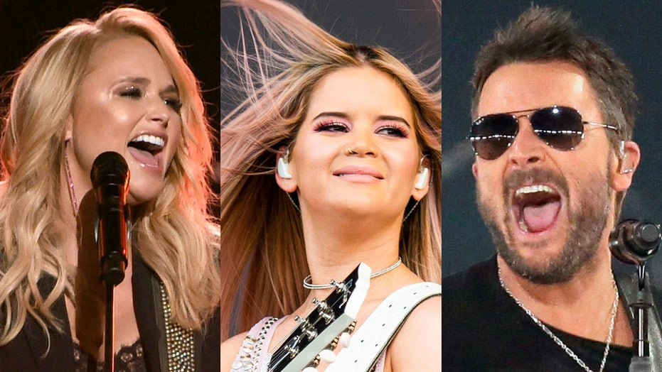 CMA Awards performers include Eric Church, 미란다 램버트, Maren Morris