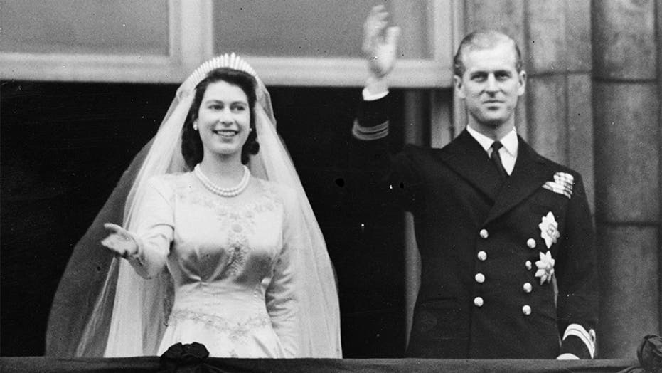 Prince Philip was 'full of doubts' before he married Queen Elizabeth, author claims