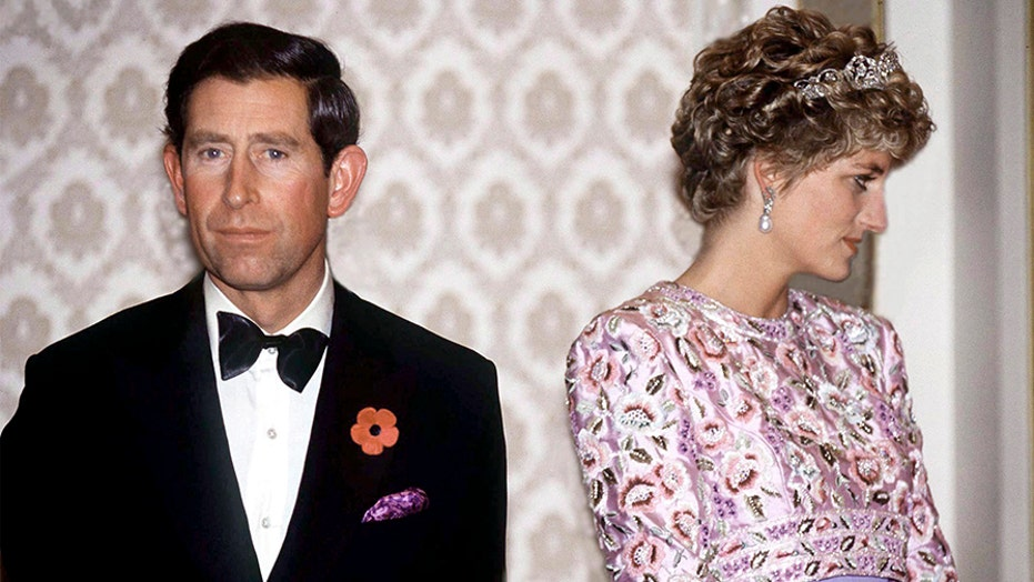 Prince Charles told friends Prince Philip pressured him into marrying Princess Diana, royal author claims