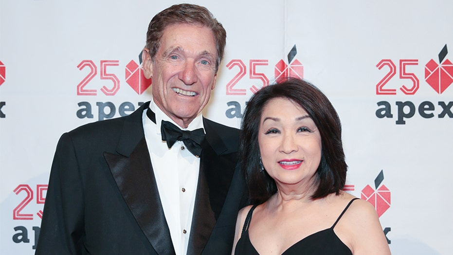 Maury Povich and Connie Chung reflect on their decades-long marriage: 'There's no need for any do-overs'