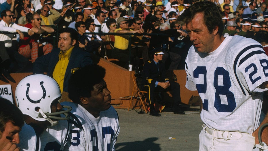 Jimmy Orr, who played for Colts and Steelers, dies at 85