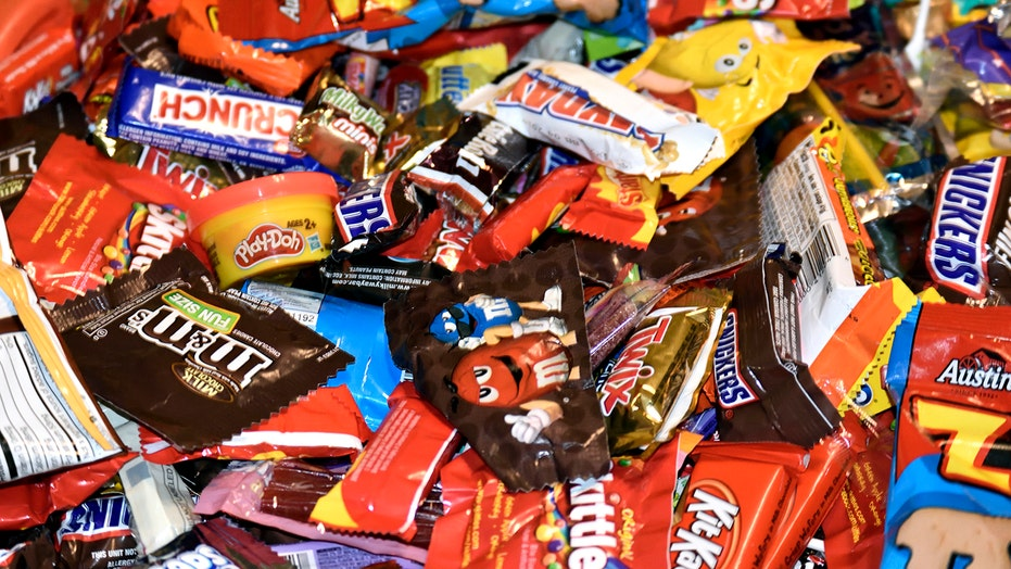 These are your generation's favorite Halloween candies, survey suggests