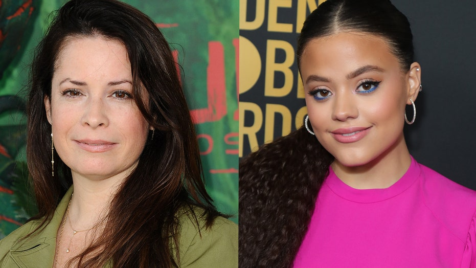 Holly Marie Combs hits back at 'Charmed' star Sarah Jeffery calling her 'pathetic' over reboot criticism