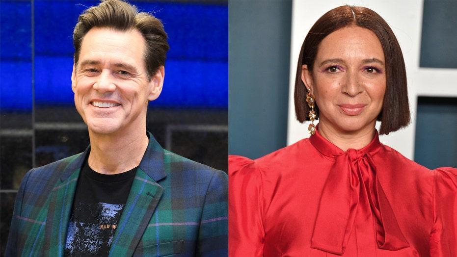 'Saturday Night Live' teases Jim Carrey, Maya Rudolph as Joe Biden, Kamala Harris ahead of season premiere
