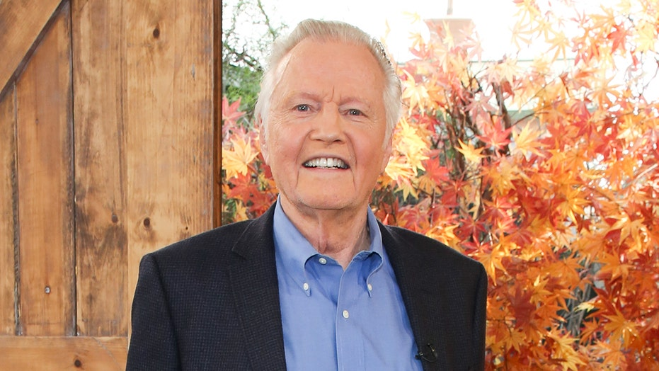 Jon Voight praises Trump, calls for unity in new video following Capitol riots: 'It's not over'