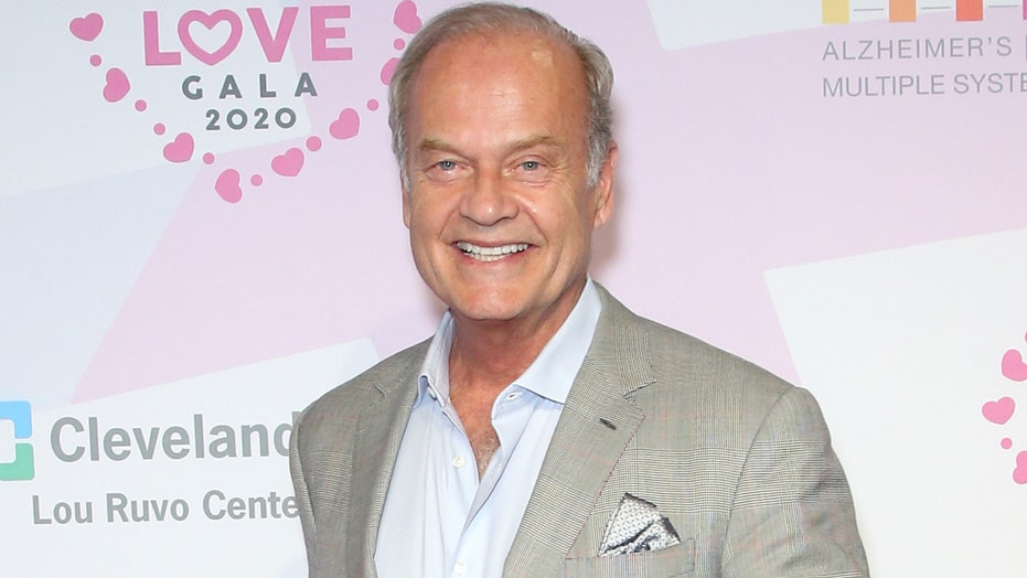 'Frasier' revival with Kelsey Grammer coming to Paramount+, more series announced