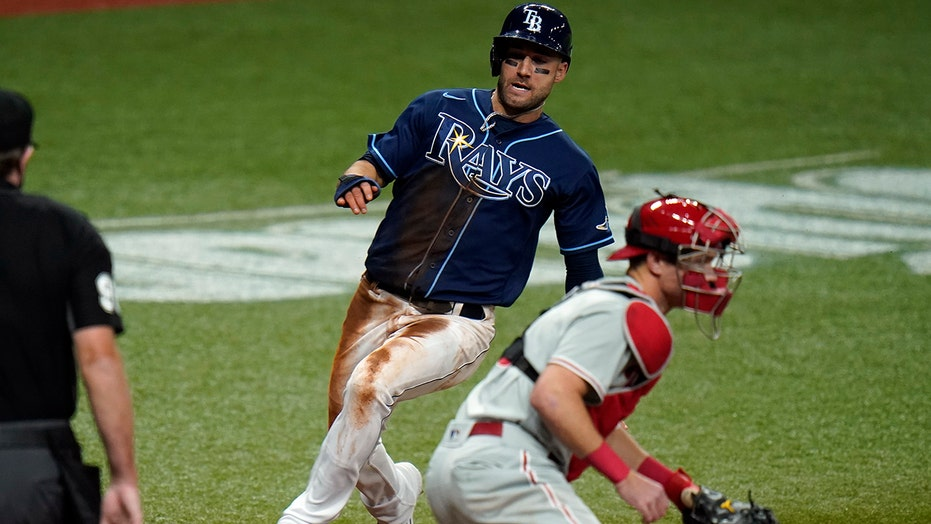 Rays' Kevin Kiermaier tries to fan flames of so-called rivalry with Yankees ahead of postseason series