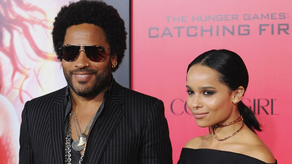 Lanny Kravitz on his close relationship with daughter Zoë Kravitz: 'We can talk about anything'