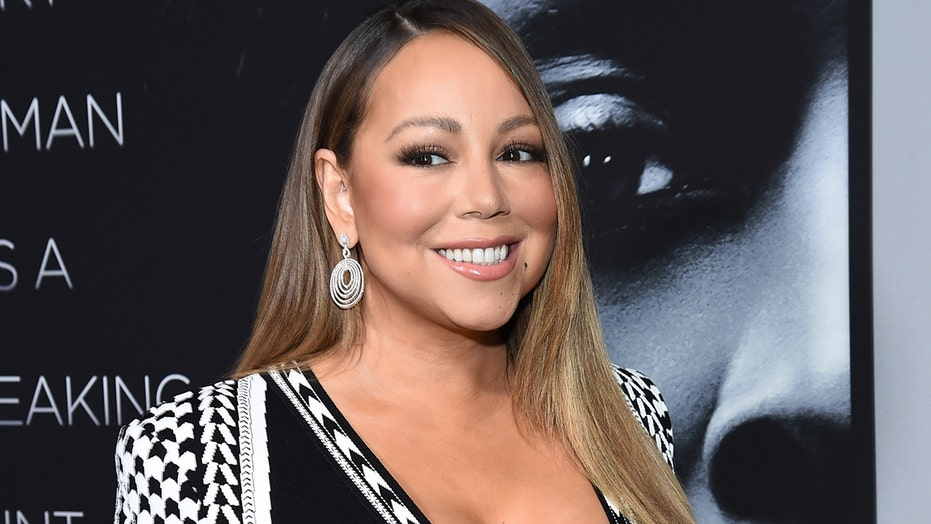 Mariah Carey says it's time for Christmas now that Halloween is over