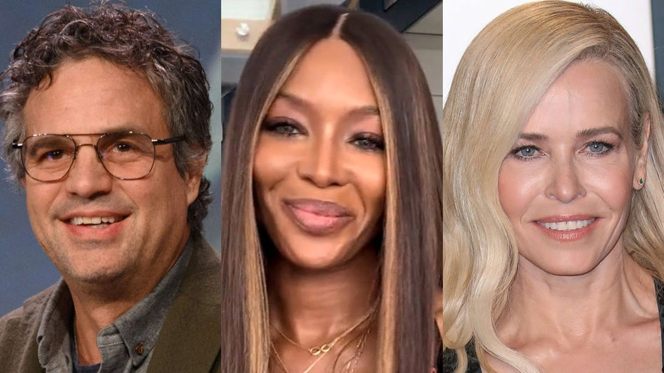 Mark Ruffalo, Naomi Campbell, Chelsea Handler, more go nude for mail-in voting campaign