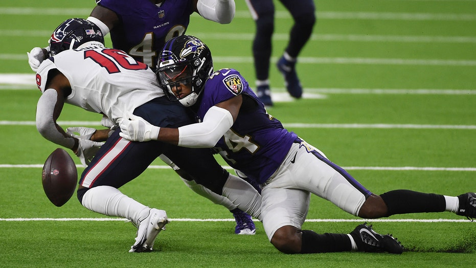 Baltimore Ravens sign Marlon Humphrey to contract extension