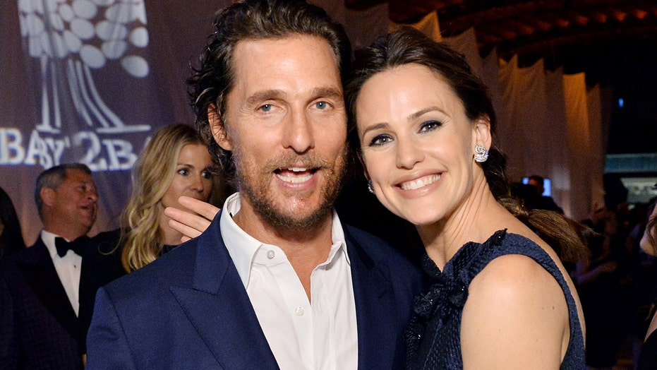 Matthew McConaughey stopped Jennifer Garner from quitting 'Dallas Buyers Club'