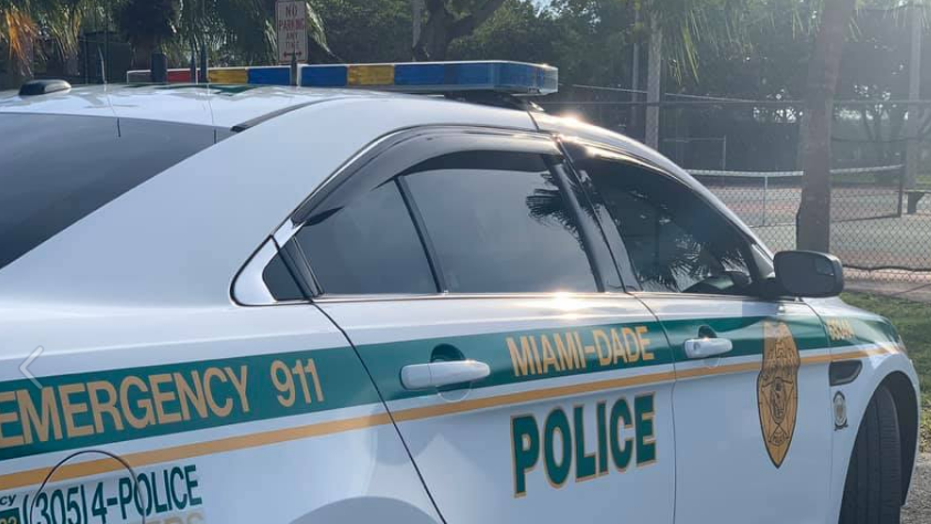 Virginia man found in car trunk after crash in Miami: police