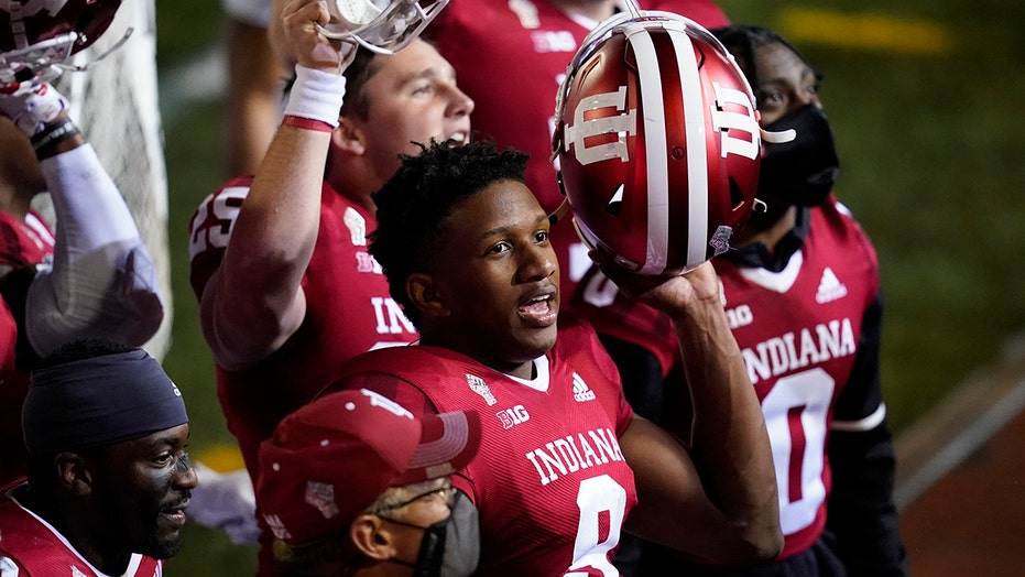 Indiana's gamble pays off in OT upset over No. 8 Penn State